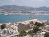Eivissa - Dalt Vila - View of port