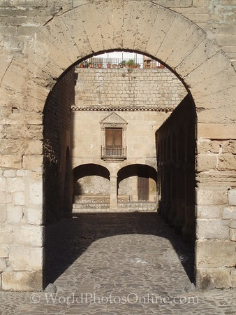 Eivissa - Dalt Vila - Inner Sea Gate