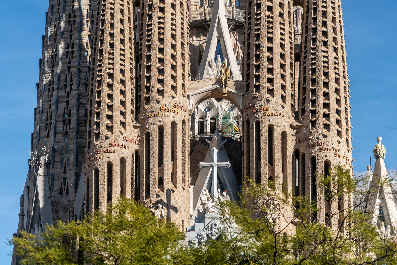 The Architecture and Works of Antoni Gaudi in Barcelona