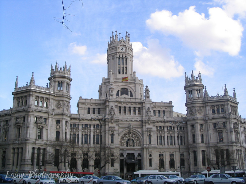 Post Office, Madrid, Spain