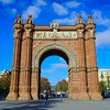 Arc de Triomf--Victory arch