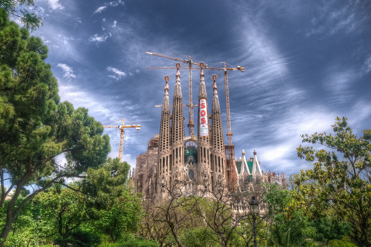 UNESCO World Heritage Site #114: Works of Antoni Gaudí