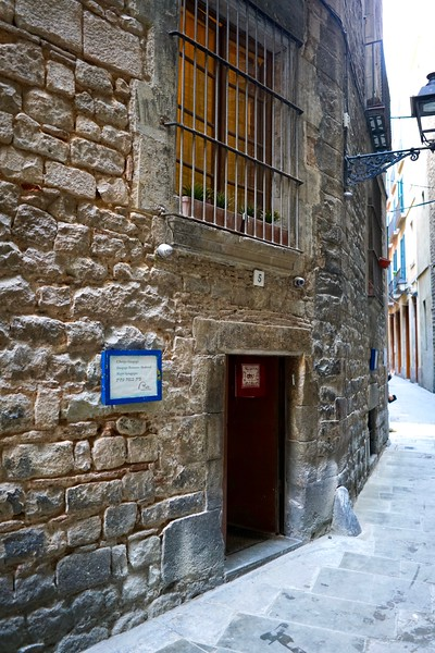 Medieval Jewish Synagogue of Barcelona
