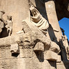 Statues of Sagrada Familia