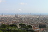 Barcelona - Viewed from Tibidabo