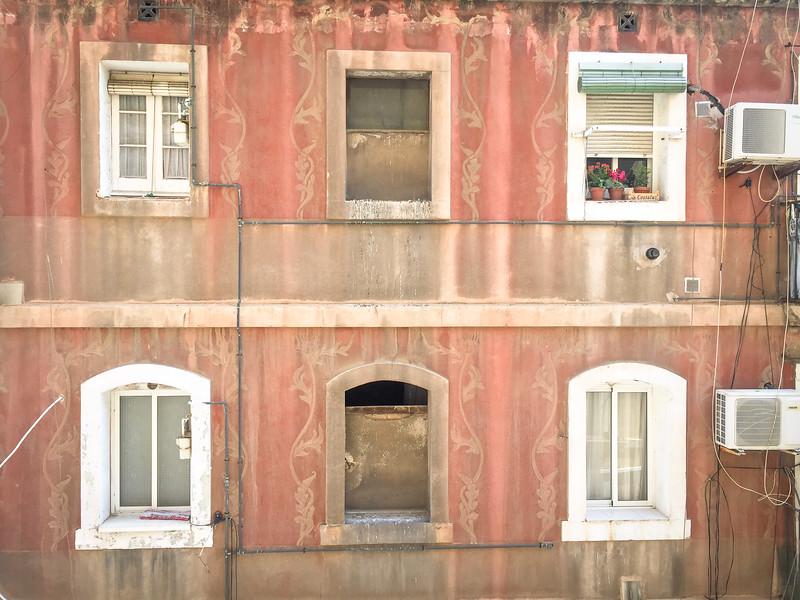 巴塞洛内塔美丽的建筑