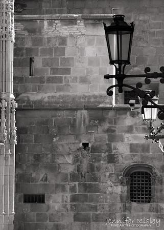 Barri Gotic Alley