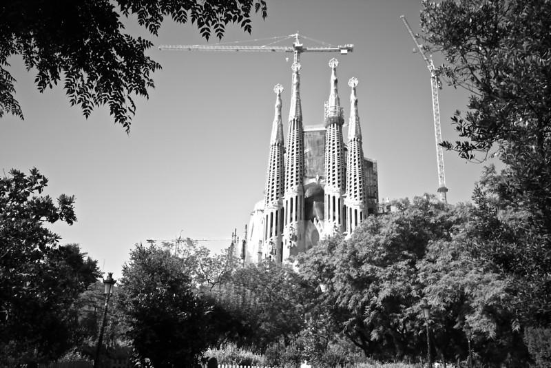 Sagrada Familiar - Barcelona