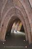 Barcelona - La Pedrera - Arches