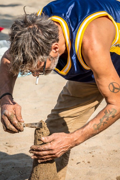 Sand Artist Barcelona