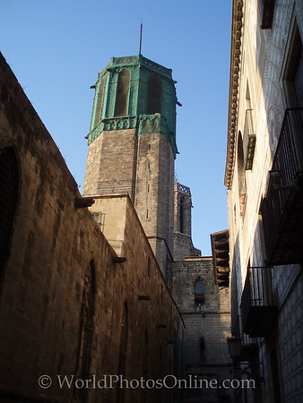 Cathedral - Towers