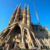 Street view Sagrada Familia
