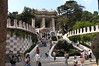 Barcelona - Parc Guell - Entry