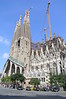 Barcelona - Sagrada Familia - South Side