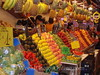 Mercat de la Boqueria - City Market - Fruits