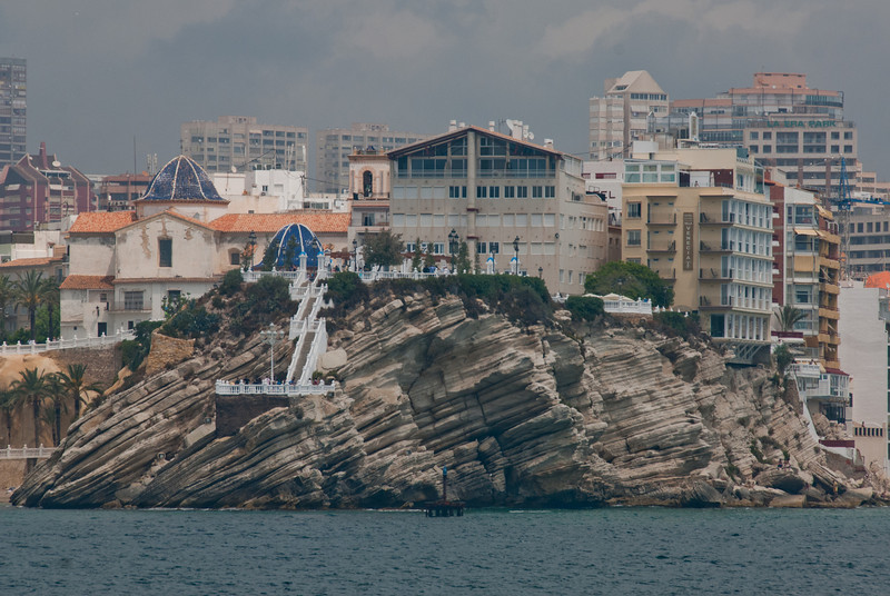 Mediterranean Balcony in Benidorm, Spain