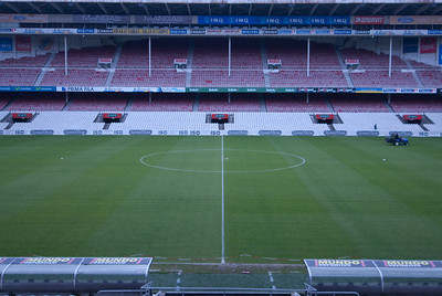 San Mames Stadium in Bilbao, Spain