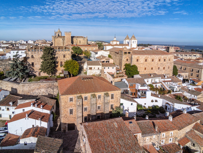 The Old Town of Cáceres UNESCO World Heritage Site