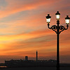 cadiz sunset