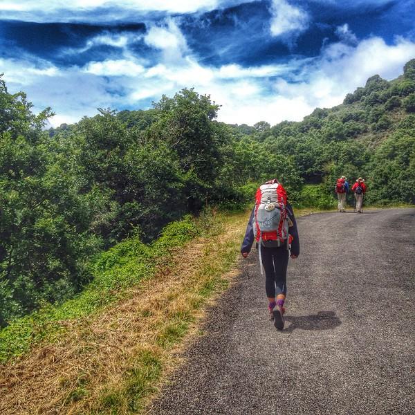 Walking the Camino: The Final Stretch – Wild Junket Adventure Travel Blog