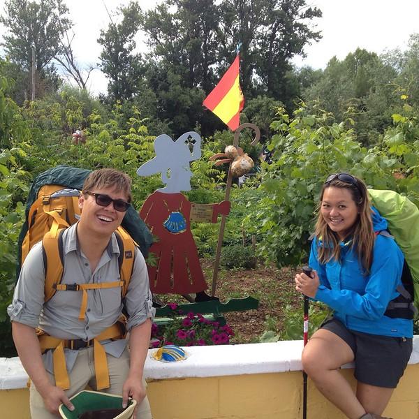 Walking the Camino: Day One Updates – Wild Junket Adventure Travel Blog