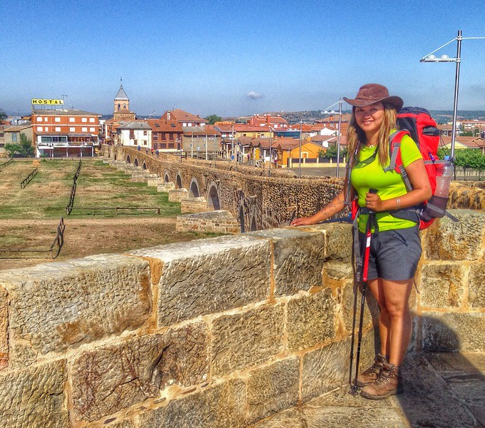 Walking the Camino: Getting Injured on Day Two – Wild Junket Adventure Travel Blog