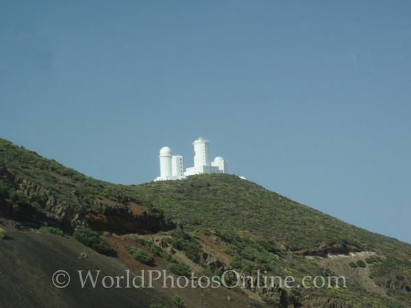 Tenerife - Izana Astrophysics Observatory