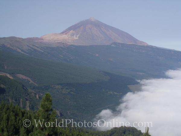 Tenerife - Mt Teide 1