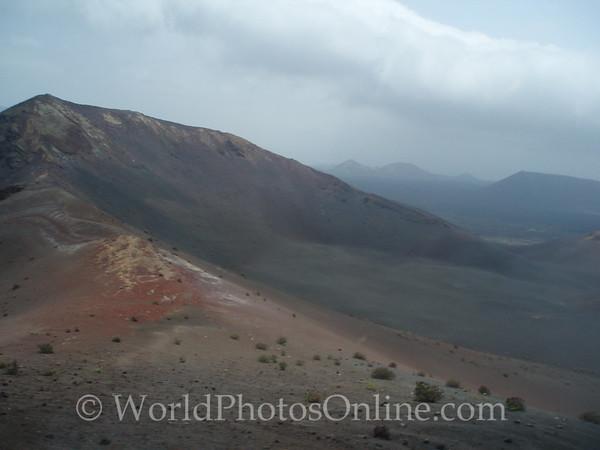 Lanzarote - Fire Mountain Park - Main Crater