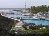 Tenerife, Puerto De La Cruz - city shoreline pool complex