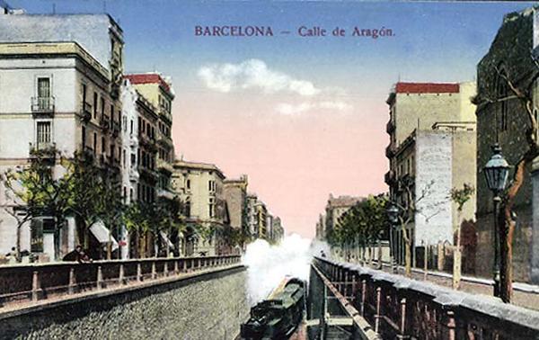 Calle de Aragon
