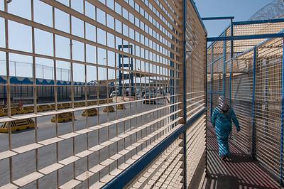 Spain Ceuta Ferry Port in Ceuta Spain