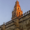 Minaret - Great Mosque of Cordoba