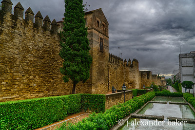 City wall, Cordoba