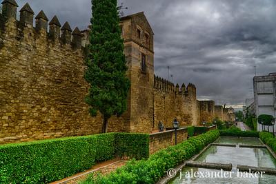 City wall, Cordoba
