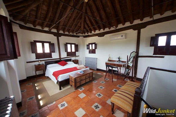 El Mirador suite with 360 degrees view of the surroundings