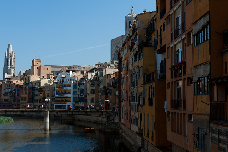Les Cases de L'Onyar in Costa Brava, Girona, Spain