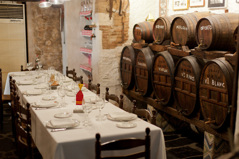 Wine tasting in Costa Brava, Girona, Spain