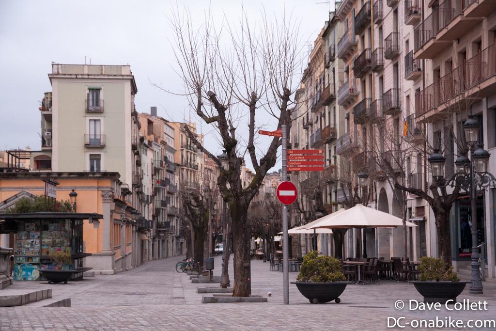 Street in Girona