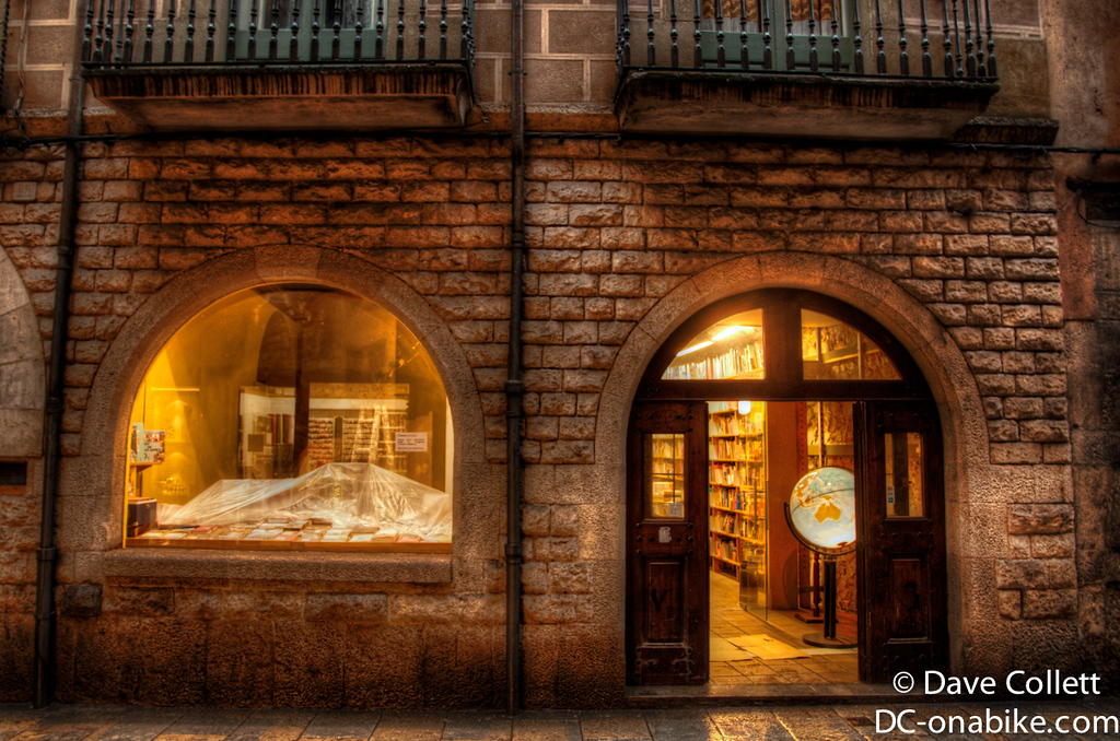 HDR of my favourite shop