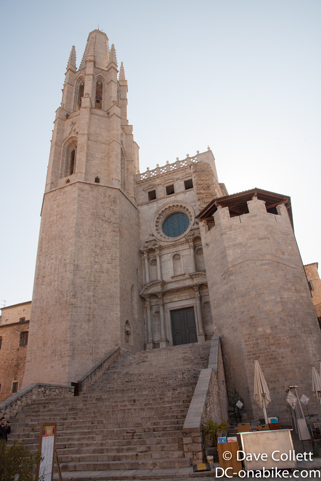 Church in Girona