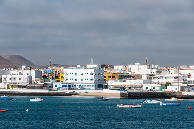 Port of Morro Jable, Canary Island Fuerteventura, Spain