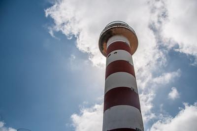 Lighthouse Faro del Toston in Fuerteventura, Spain