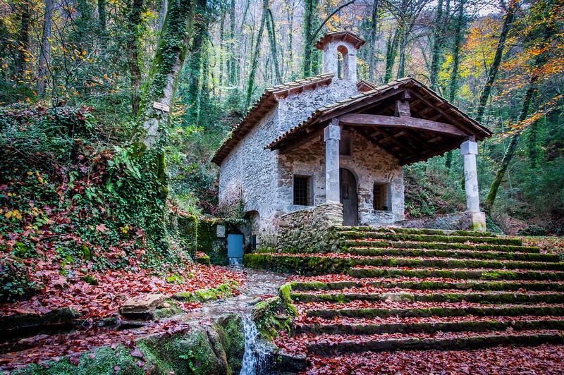 Chapel in La Garrotxa
