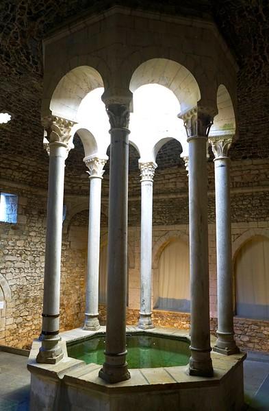 """Arab"" Bath of Girona"