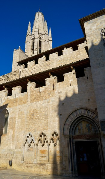 Basilica of St. Feliu, Girona