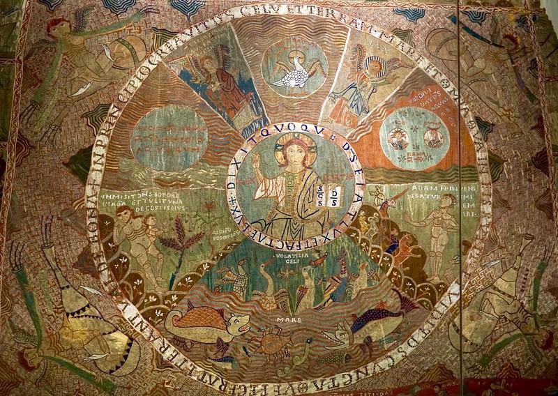 Creation Tapestry of Girona