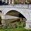 Girona old bridge