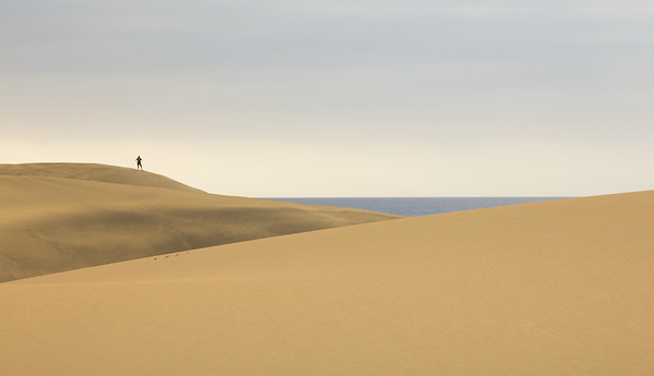Dune Runner at Maspalomas