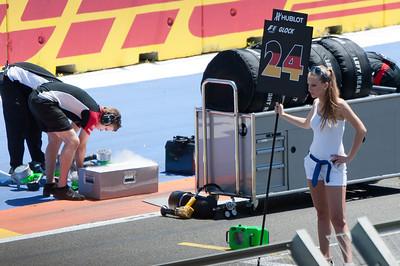 Scenes from the 2011 European Grand Prix - Valencia, Spain
